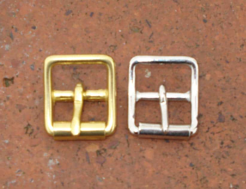 Buckle Metal Finish