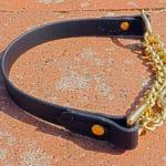 Half Check Collar-1083