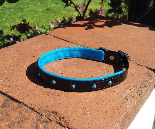 Duo Bling Dog Collar-1471