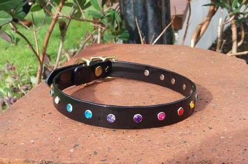 Bling Dog Collar-0