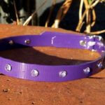 Bling Dog Collar-1523