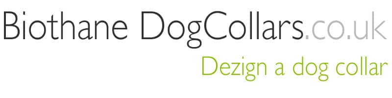 Biothane dog collars logo
